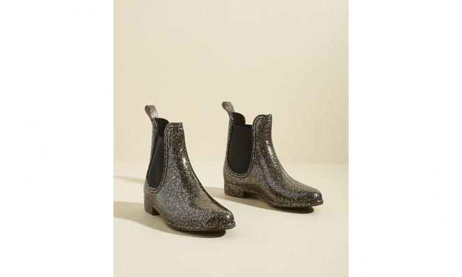 Modcloth rain boot rubber duck