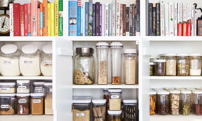 Melissa Coleman pantry