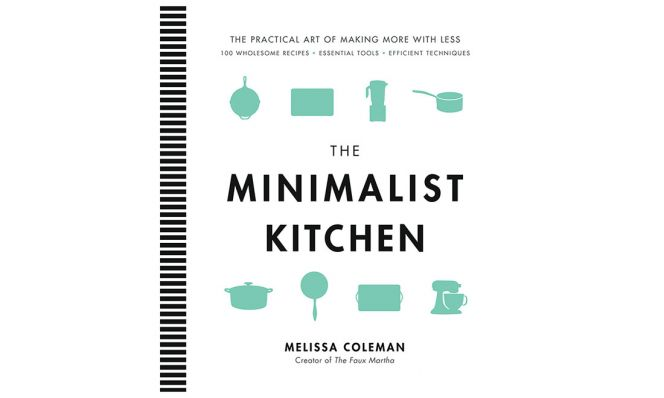 The Minimalist Kitchen book cover