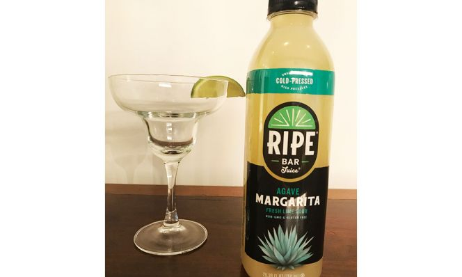 Ripe Bar Juice Agave Margarita Mix