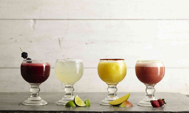 margaritas for mix tasting