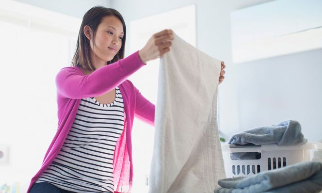towel care for laundry hacks