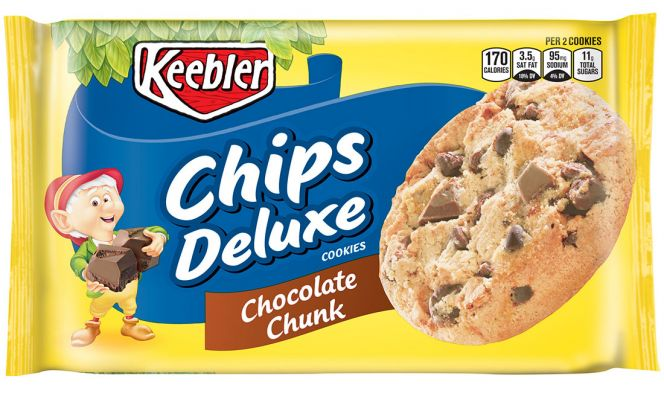 Keebler Chips Deluxe Chocolate Chunk