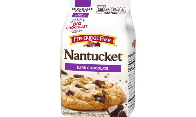 Pepperidge Farm Double Dark Chocolate Nantucket