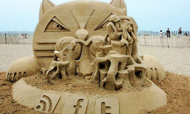 Hampton Beach Annual Sand Sculpting Classic
