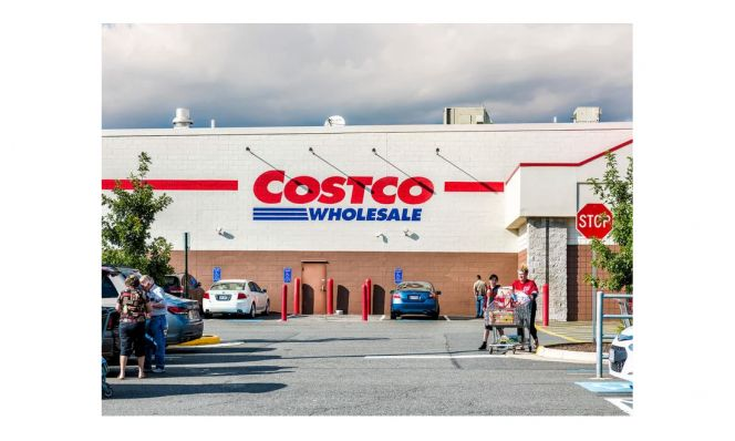 costco store outside
