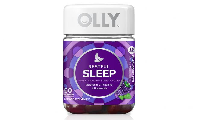 Olly Restful Sleep Zen Vitamin Gummies