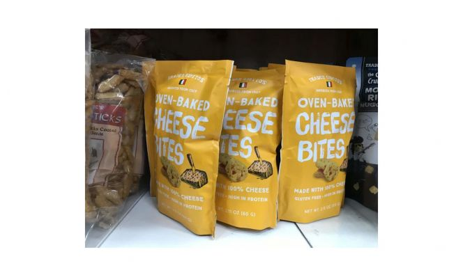 Trader Joe's Cheese Bites