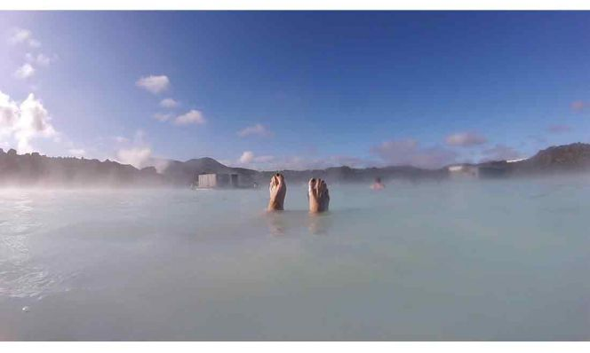 Blue Lagoon and Geothermal Pools