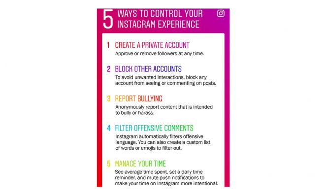 5 ways to control instagram experience