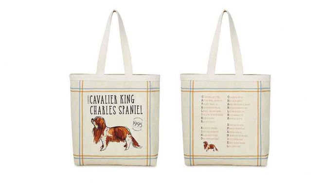 Pedigree Poem Tote Bag