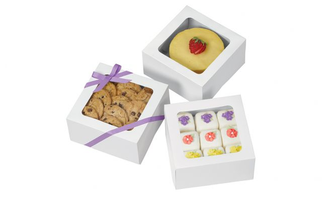 Wilton treat boxes