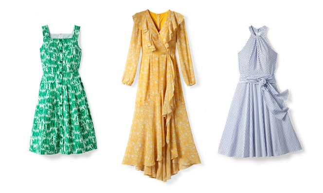 spring 2019 dress ideas