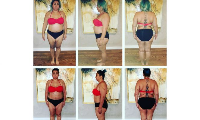 Monica Alvarez-Mitchell weight loss