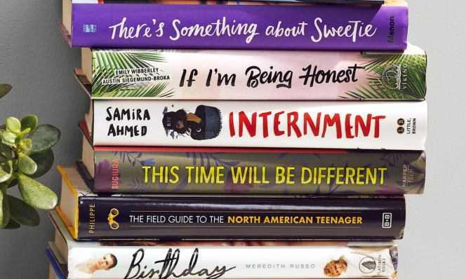 Summer teen reads
